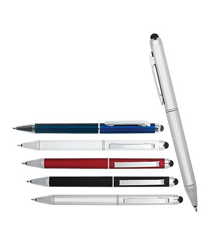 Gümüş Yarı Metal Tükenmez Kalem