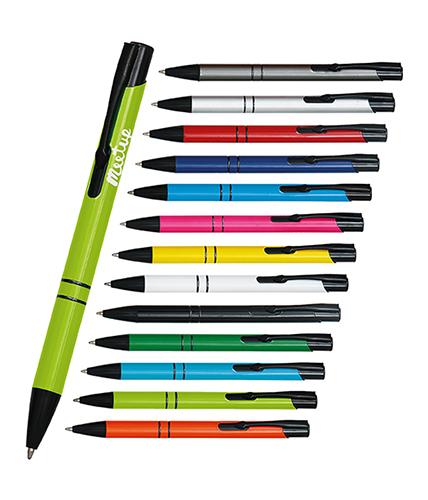 Fıstık Yeşili Metal Tükenmez Kalem