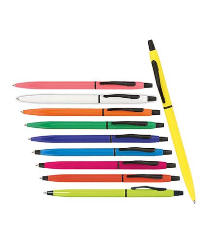 Sarı Metal Tükenmez Kalem