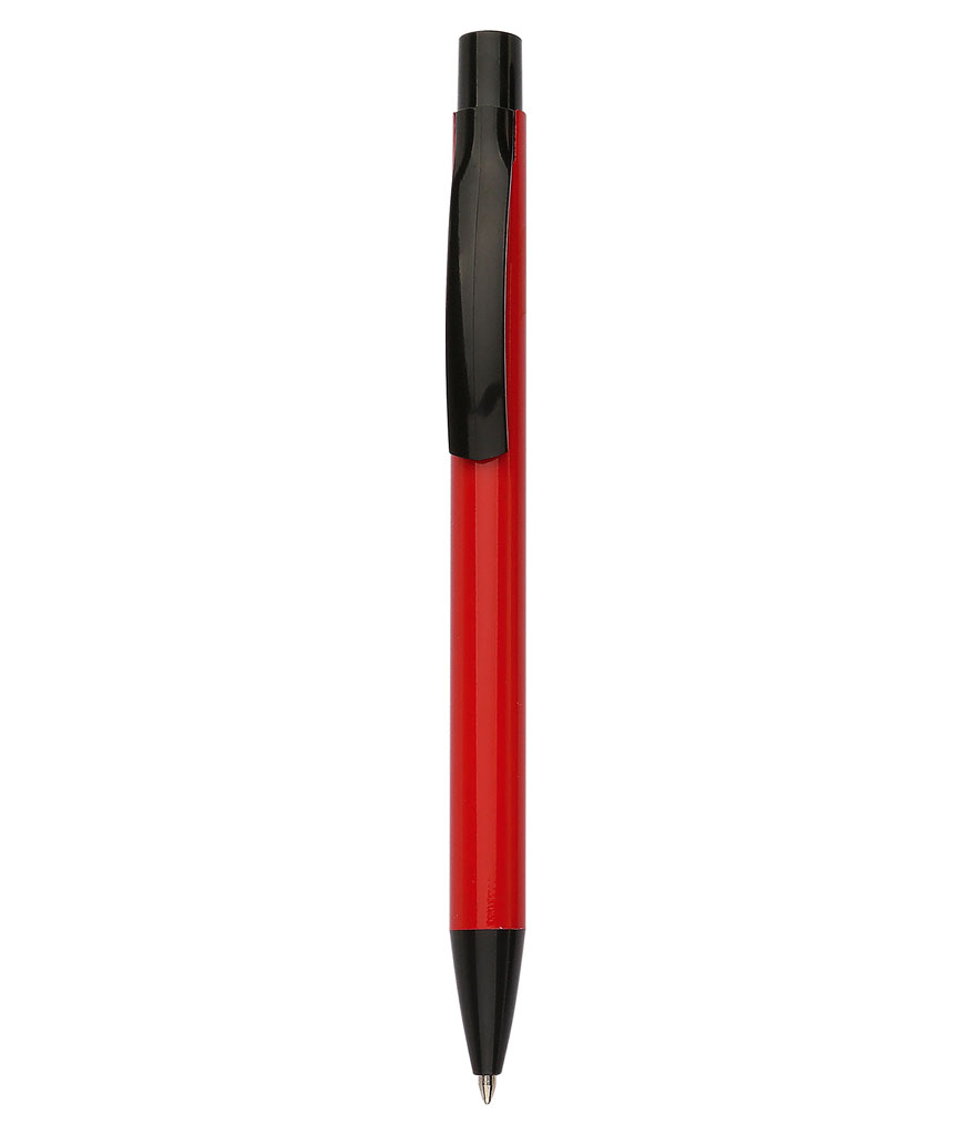 Kırmızı Metal Tükenmez Kalem