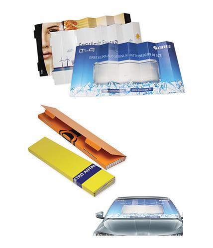 Karton Oto Güneşliği