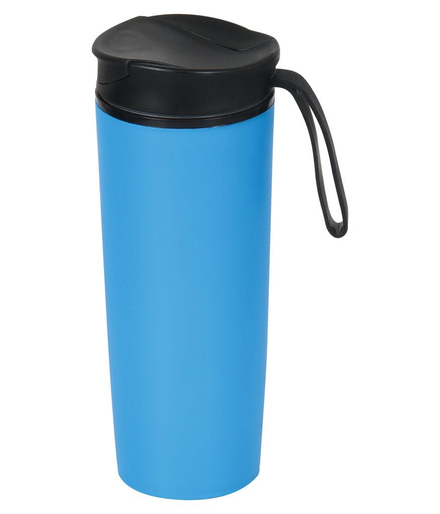 Mavi 500 ml. Devrilmez Termos