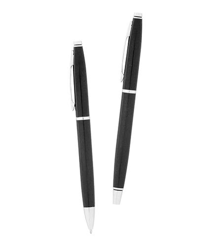 Siyah Roller ve Tükenmez Kalem Seti
