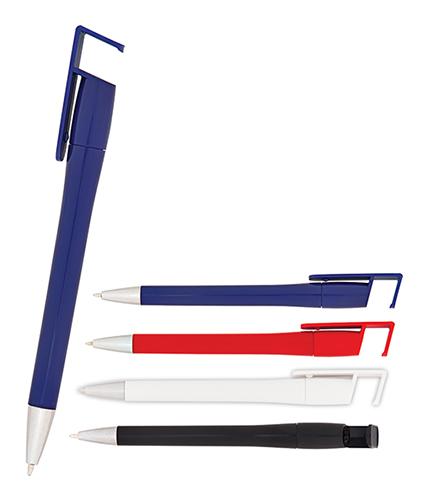 Lacivert Plastik Tükenmez Kalem