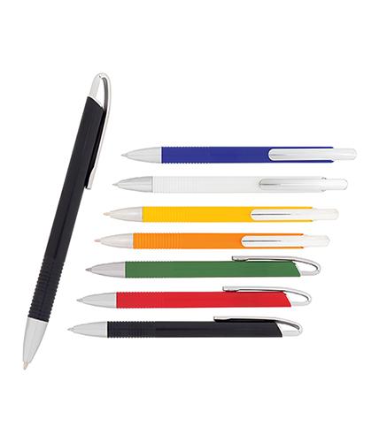 Siyah Plastik Tükenmez Kalem