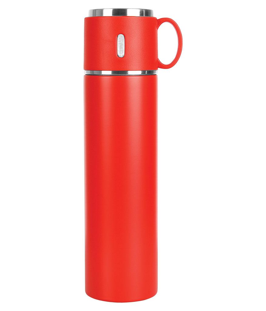 Kırmızı 580 ml. Termos