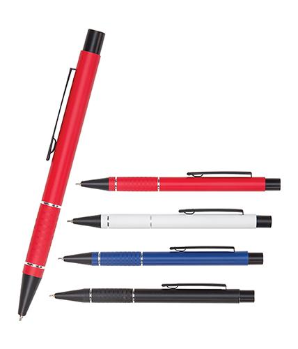 Kırmızı Jell Metal Kalem