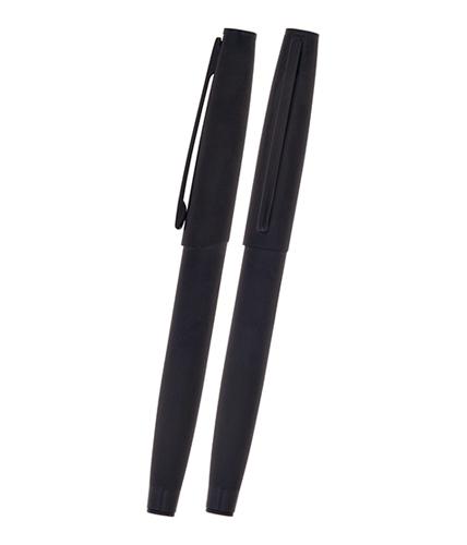Siyah Metal Roller Kalem