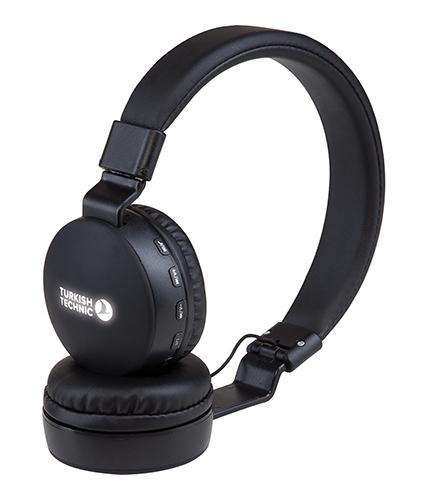 Işıklı Kablosuz Kulaklık