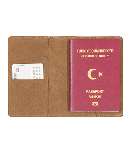 Pasaportluk Leather Collection