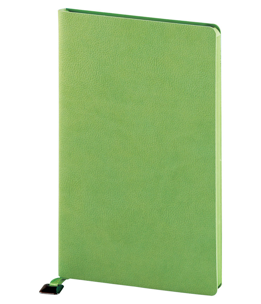 Yeşil Florya 13x21 cm Çizgili Defter