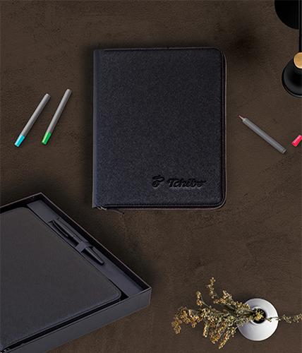 Siyah Kutulu Kalemli Sekreterlik Set
