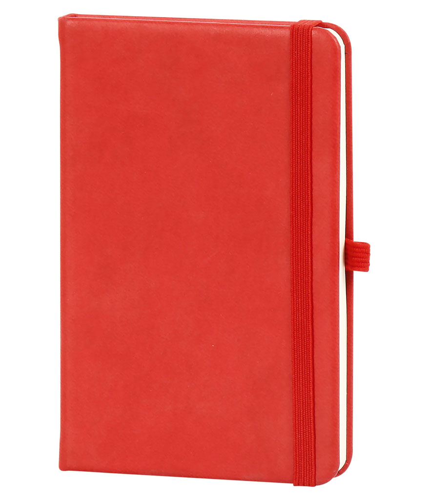 Kırmızı Göztepe 9x14 Çizgili Defter